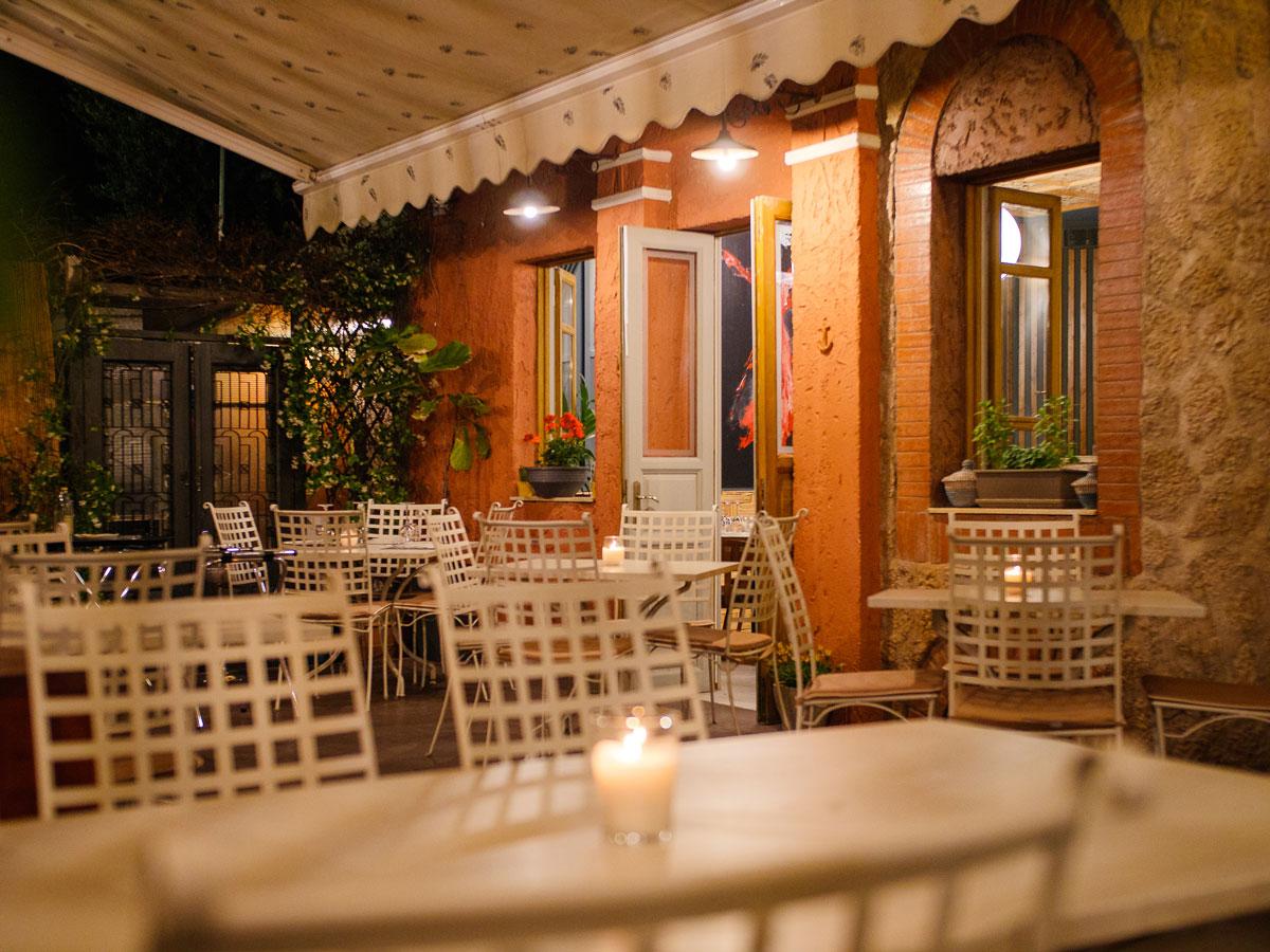 Εστιατόριο Κηφισιά | Wood Restaurant