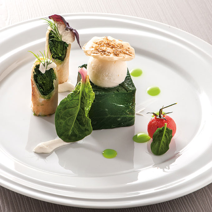 Ο Chef Μιχάλης Ντουνέτας - Εστιατόριο Κηφισιά | Wood Restaurant